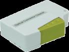Value Cassette nettoyeur de connecteurs LWL - Plus de 500 nettoyages - Gris clair
