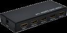 roline 14.01.3586 - HDMI Video-Splitter - Mit 4K - Schwarz