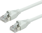 DATWYLER 21.15.7570 - Câble Patch Cat 5e S/UTP - 10 m - Gris