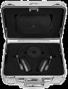 MASTER & DYNAMIC MW60 Halliburton Kit - Over-Ear Bluetooth Kopfhörer - 16 Stunden Akkulaufzeit - Gunmetal