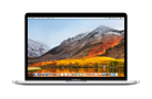 Apple CTO MacBook Pro 13 - i7 2.4 GHz - 8 GB - 256 GB SSD PCIe - Argento