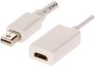 Maxxtro Adapter Mini DisplayPort - HDMI m - f, 15 cm