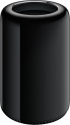 Apple CTO Mac Pro - Tower - E5-1650 3.5 GHz - 64 GB - 1 TB PCIe - Schwarz