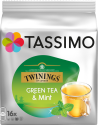Tassimo Twinings Green Tea & Mint - 16 Kapseln