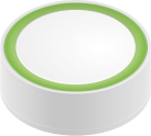 myStrom WiFi Button Plus - Blanc/Vert