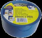 FORMFUTURA Blue Masking Tape, 50m