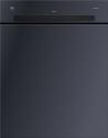 V-ZUG GS60SLdig - Einbau Geschirrspüler - Massgedecke 12 - Energieeffizienz: A+++ - Spiegelglas/Schwarz