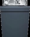 V-ZUG GS55 SLVi Adora SL - Geschirrspüler - Energieeffizienz A+++ - 12 Massgedecke - Edelstahl