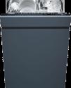 V-ZUG GS60SLVI - Einbau Geschirrspüler - Programme 8 - Energieeffizienz A+++ - Schwarz