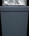 V-ZUG Adora 60 SL (GS60SLGVi) - Lavastoviglie totalmente integrata - Capacità 13 coperti - Acciaio inossidabile/Nero