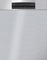 V-ZUG GS60Nic - Geschirrspüler - Energieeffizienz A++ - 13 Massgedecke - Chrom