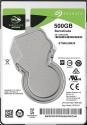 SEAGATE BarraCuda - Hard Disk interno - Capacità 500 GB - Argento