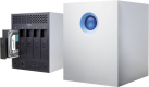 LaCie 5big Thunderbolt™ 2 - Server NAS - 40 TB - Argento