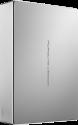 LaCie Porsche Design Desktop Drive USB-C - Festplatte - Kapazität 4 TB - Silber