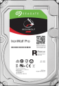Seagate IronWolf Pro - NAS HDD - 4 TB - Silber
