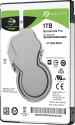 SEAGATE BarraCuda® Pro - Hard Disk interno - Capacità 1 TB - Argento