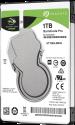 SEAGATE BarraCuda® Pro - Interne Festplatte - Kapazität 1 TB - Silber