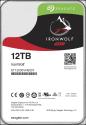 SEAGATE IronWolf - Disque dur interne - Capacité 12 To - Argent