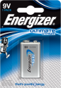 Energizer Ultimate Lithium - 9V Batterie