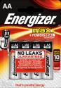Energizer MAX - Piles classiques AA - 4 Pièce