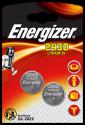 Energizer Lithium CR2430 - Knopfzelle - 2 Stück