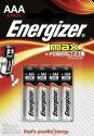 Energizer MAX - AAA Batterien - 8 Stück