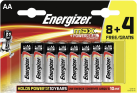 Energizer MAX - Batterie classice AA - 8+4 Pezzi