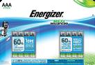 Energizer EcoAdvanced - AAA Batterie - 8 Stück