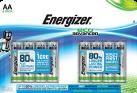 Energizer EcoAdvanced - Batterie AA - 8 Pezzi