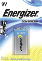 Energizer Advanced - Pile 9V