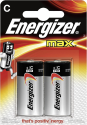 Energizer MAX - C Batterie - 2 Stück