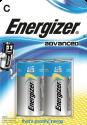 Energizer Advanced - Batterie C - 2 Pezzo