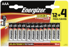 Energizer Max, AAA, 12+4 Gratuit