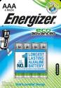 Energizer EcoAdvanced - AAA Batterie - 4 Stück
