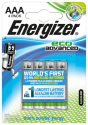 ENERGIZER® ECOADVANCED - Pile AAA - 4 pièces