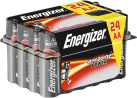 Energizer Batterie Alkaline Power AA Pack di 24 pezzi