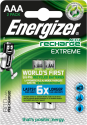 Energizer Extreme - NiMH-Batterie AAA - 2 Pièces