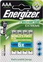 Energizer Extreme - AAA NimH-Akku - 4 Stück