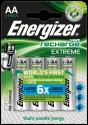 Energizer Extreme - NiMH-Batterie AA - 4 Pièces