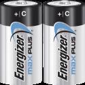 Energizer Max Plus - Baby (C)-Batterie Alkali-Mangan - 1.5 V - 2 Stück