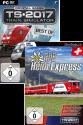 Train Simulator 2017 Best of & Heidi Express Bundle, PC [Version allemande]