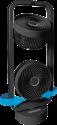 SONNENKÖNIG VIND 2 - Standventilator - 70 Watt - Schwarz