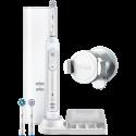Oral-B Genius 8100S - Elektrozahnbürste - Bluetooth - Weiss