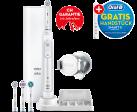 Oral-B Genius 9100S CH-Edition - Elektrische Zahnbürste - Bluetooth - Weiss