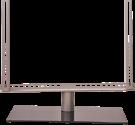 Multibrackets M VESA Turn Silver Small - Supporto da parete TV - 400 x 400 - Argento