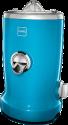 NOVIS Vita Juicer S1 - Juicer - 240 W - Blu