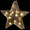 OEM Étoile LED 3D 40 cm