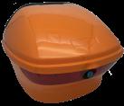 e MOVE MOTORS Box casque, orange