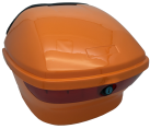 e MOVE MOTORS Box casco, arancia