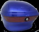 e MOVE MOTORS Box casque, bleu